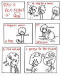 Ray's Fro Secrets.