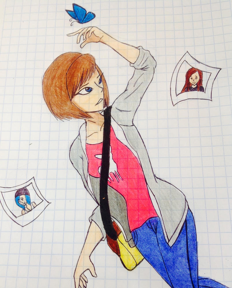 Life is strange: Max by TFP-Halosapphire