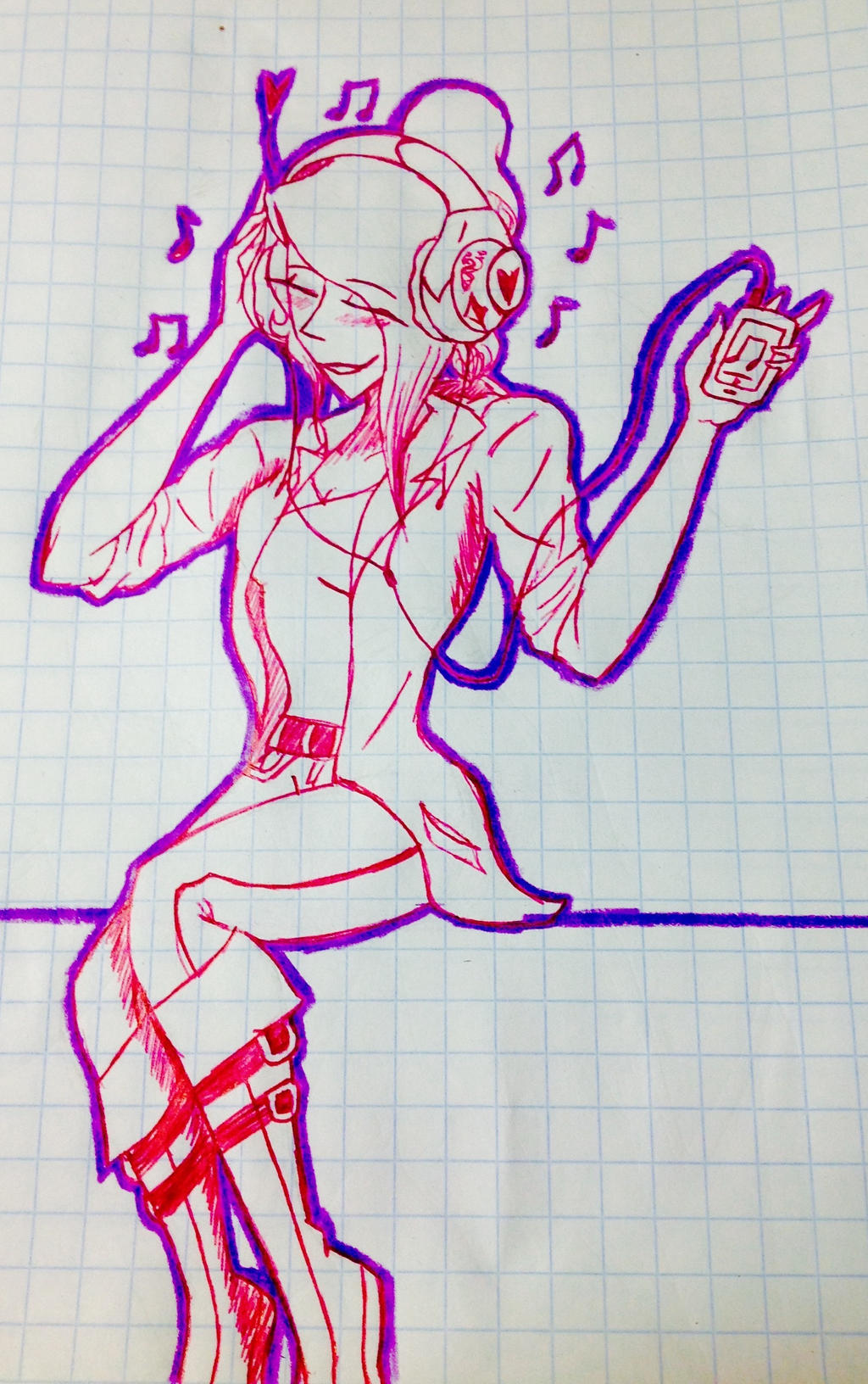 Love Music by TFP-Halosapphire