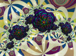 Mad Quadratic Rational + Flower 2B by graphicMADness