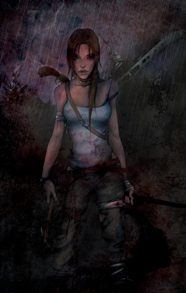 Tomb raider Reborn by AndreasS88