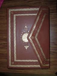 Middle-Eastern Book by applegirl5