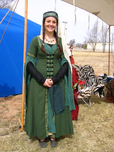 Persian Women S Clothing Medieval Sca