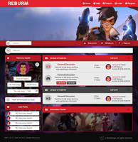 [Uncompleted] Reburm - SMF Theme by NearDesigns