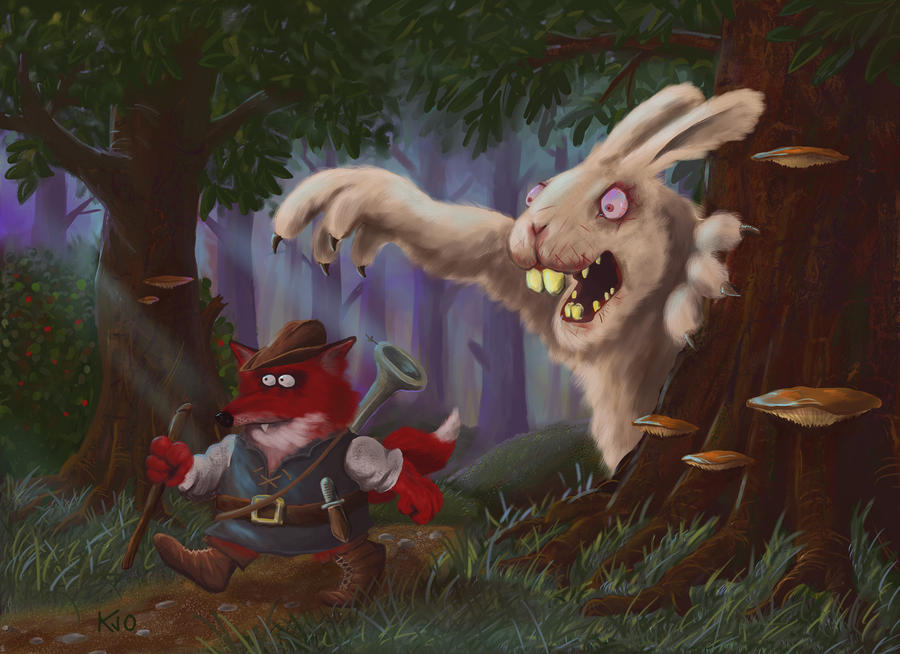 Bobby Hoods Final adventure by sonofotis