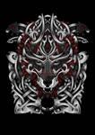 Norse Wolf Tattoo