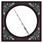 Deathly Hallows: The Elder Wand by fallingSarah