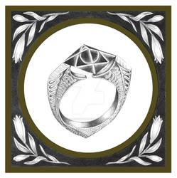 Deathly Hallows: The Resurrection Stone by fallingSarah