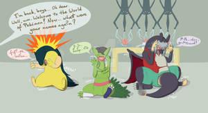 Welcome to the World of Pokemon -Pokemon TF-