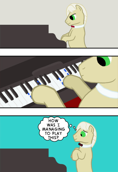 How to play the Piano by RydelFox