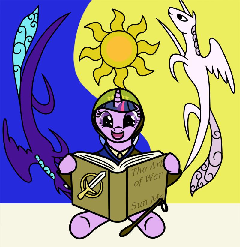 Rydel's Art - Page 4 Twilight_patton_by_rydelfox-d4lzfm1