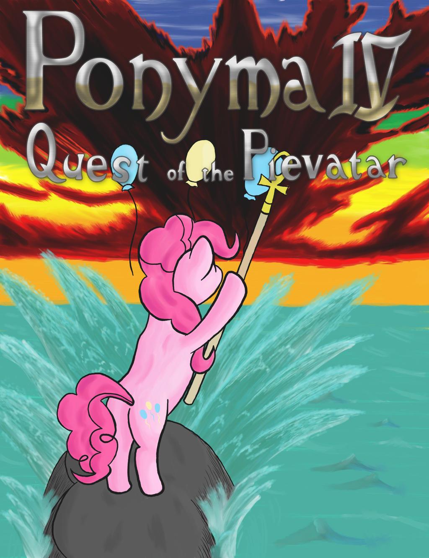 Rydel's Art - Page 5 Ponyma_iv_by_rydelfox-d4tjf8g