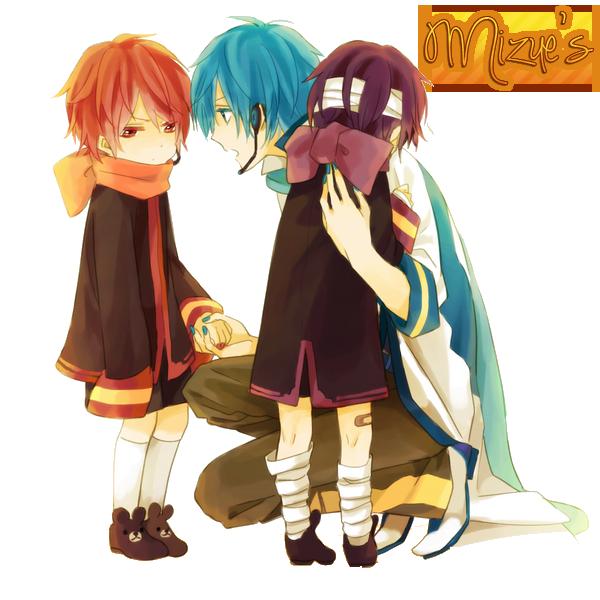 Renders Pokémon & Vocaloid Vocaloid_render_by_mizue_tan-d4n7bam