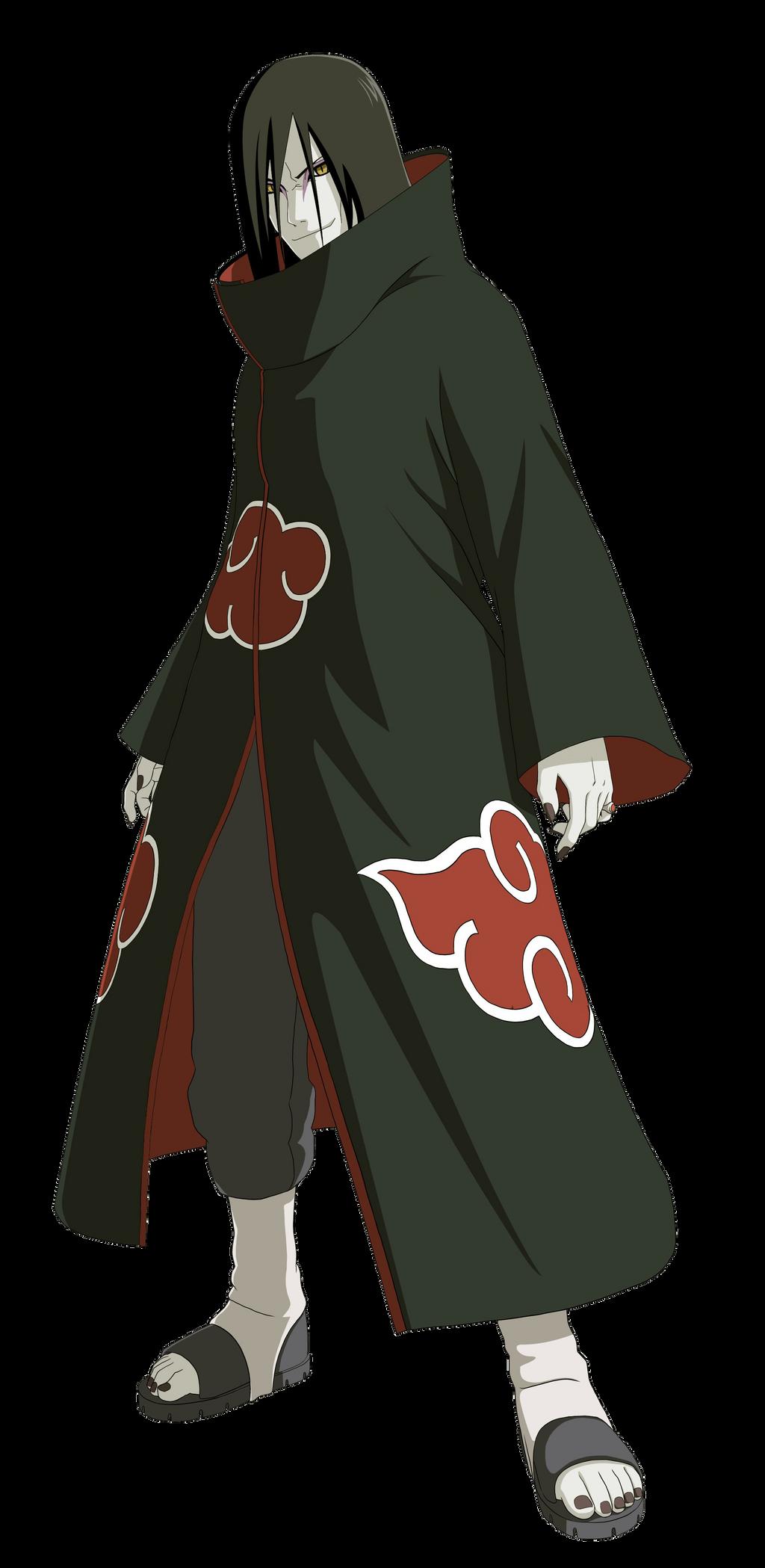 Naruto orochimaru akatsuki