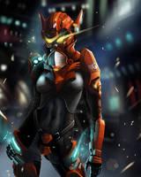 Female Blood Eagle Light Armor