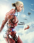 Pepper Potts (Gwyneth Paltrow) Rescue Armor