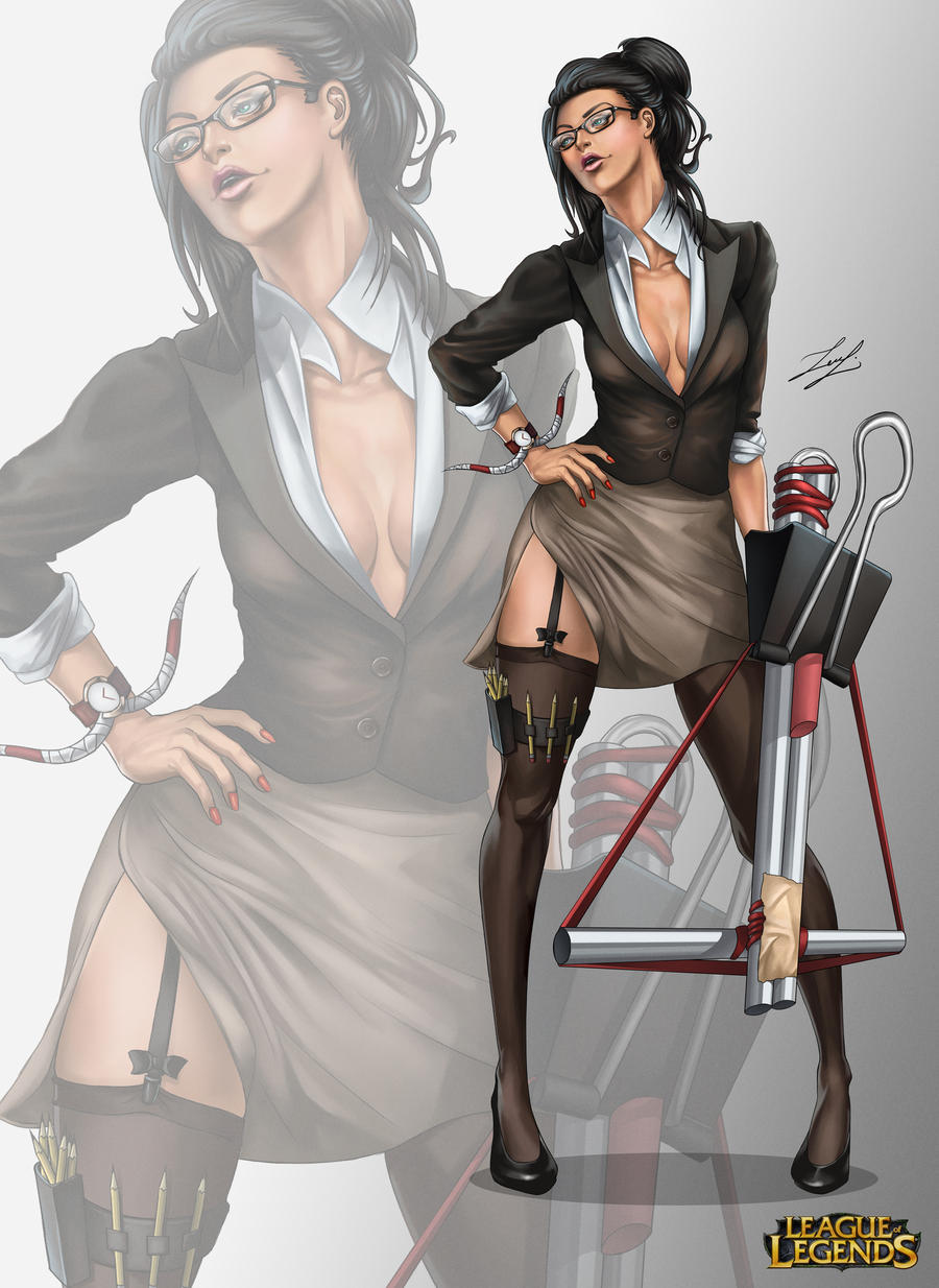 Corporate Vayne by ProjectVirtue