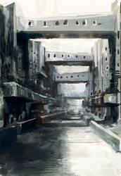 Urban 001 by NicoSaba