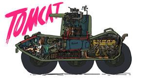 Tomcat Cutaway