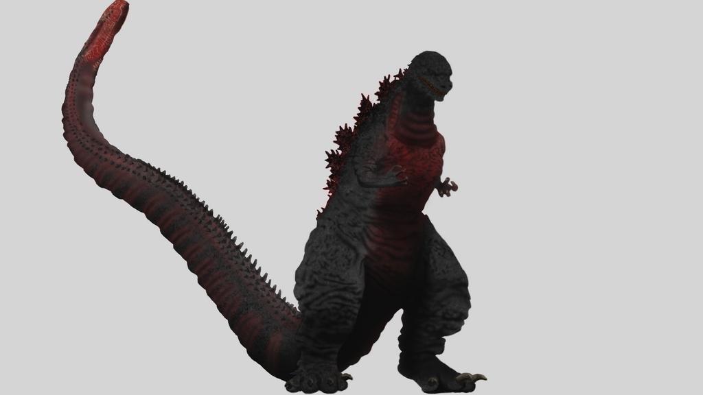 Shin Godzilla Re-Upload by Ariccio50