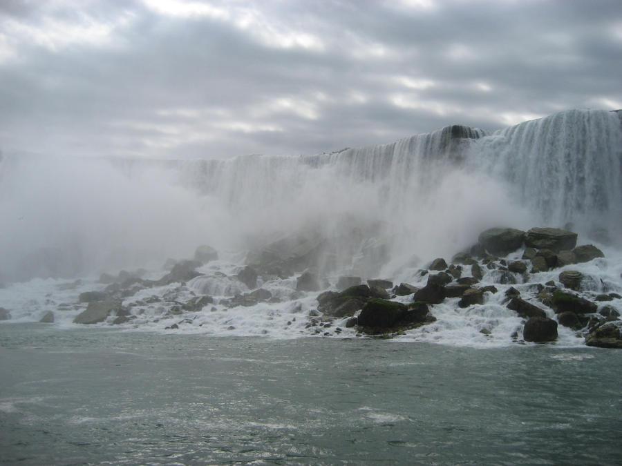 Niagara falls 4 by deathfreakskullgirl on deviantart for Niagara falls coloring page