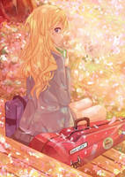 Miyazono Kaori by VanSilver