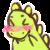 Dino - Blush by Yesirukey