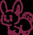 Bunny F2U base lineart