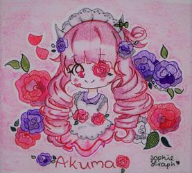 [AT] Akuma~ by SophieSeraph