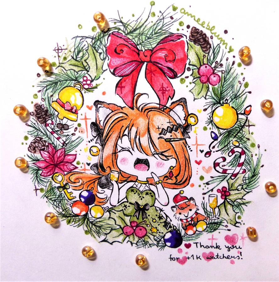 Open Christmas Raffle !