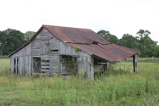 Abandoned Barn Stock