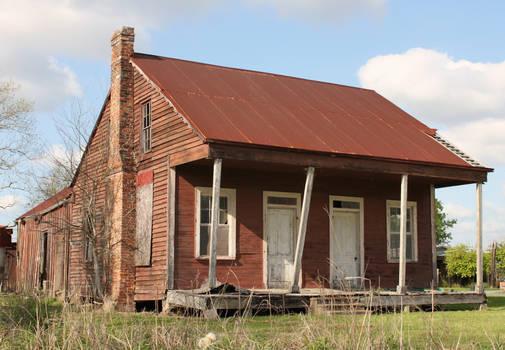 Abandoned House Stock