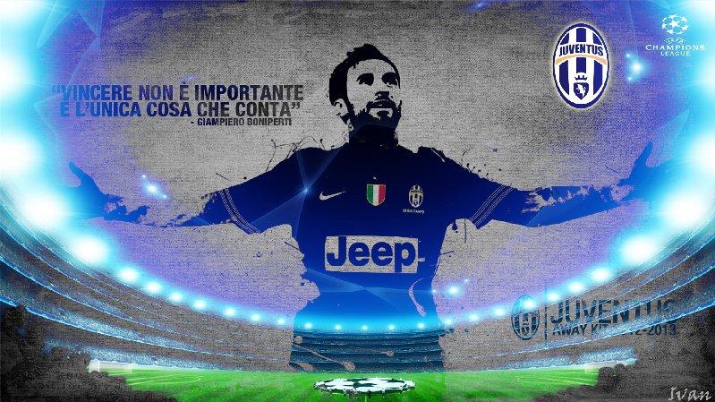 Wallpaper Sfondo Desktop Juventus By Ivanscaglione On Deviantart