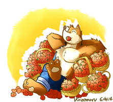 Strawberry Season by Vent-Kazemaru