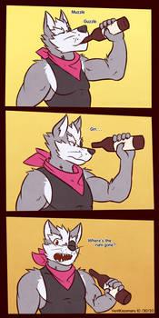 Starwolf rum