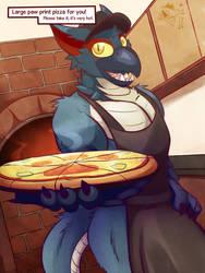 sbarrocuga pizza