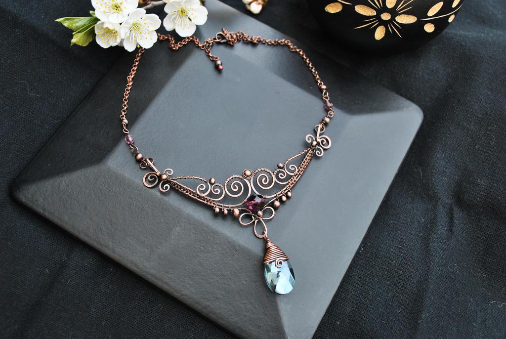 Crystal Necklace II
