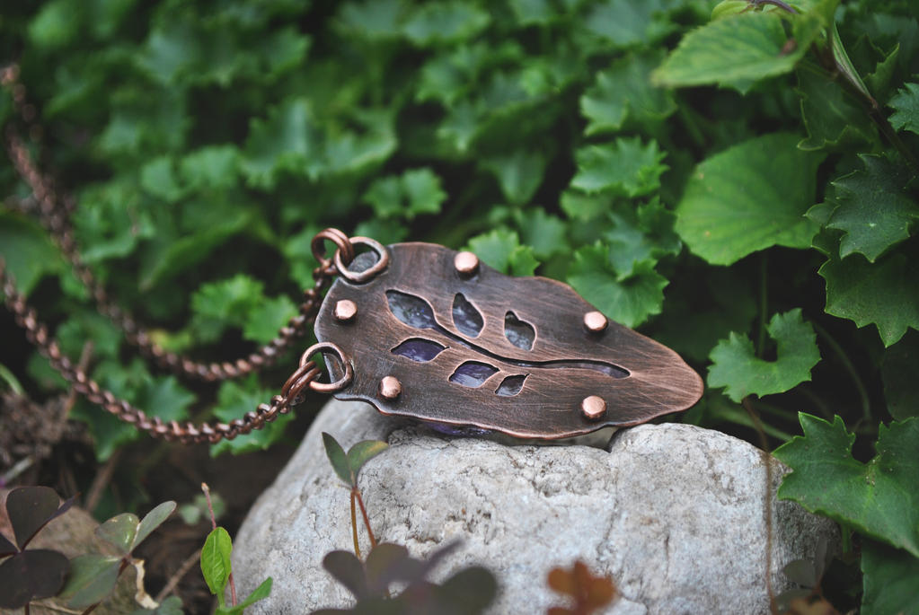 Backplate by twistedjewelry
