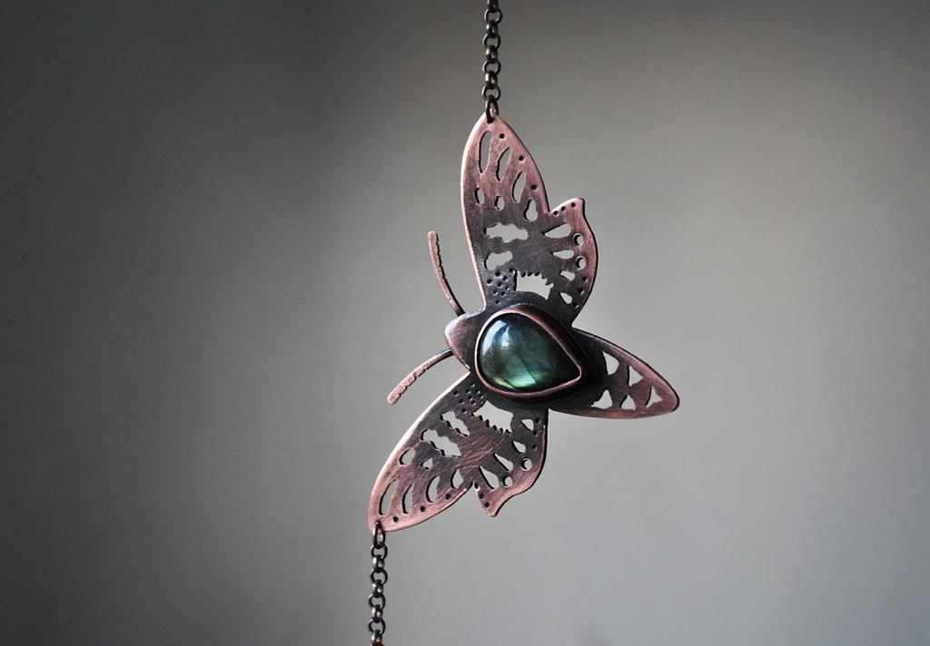 Into the night by twistedjewelry