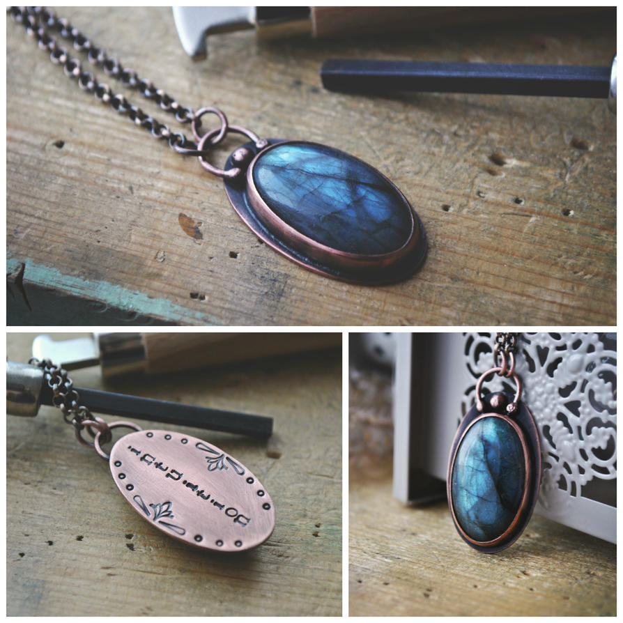 Intuition by twistedjewelry