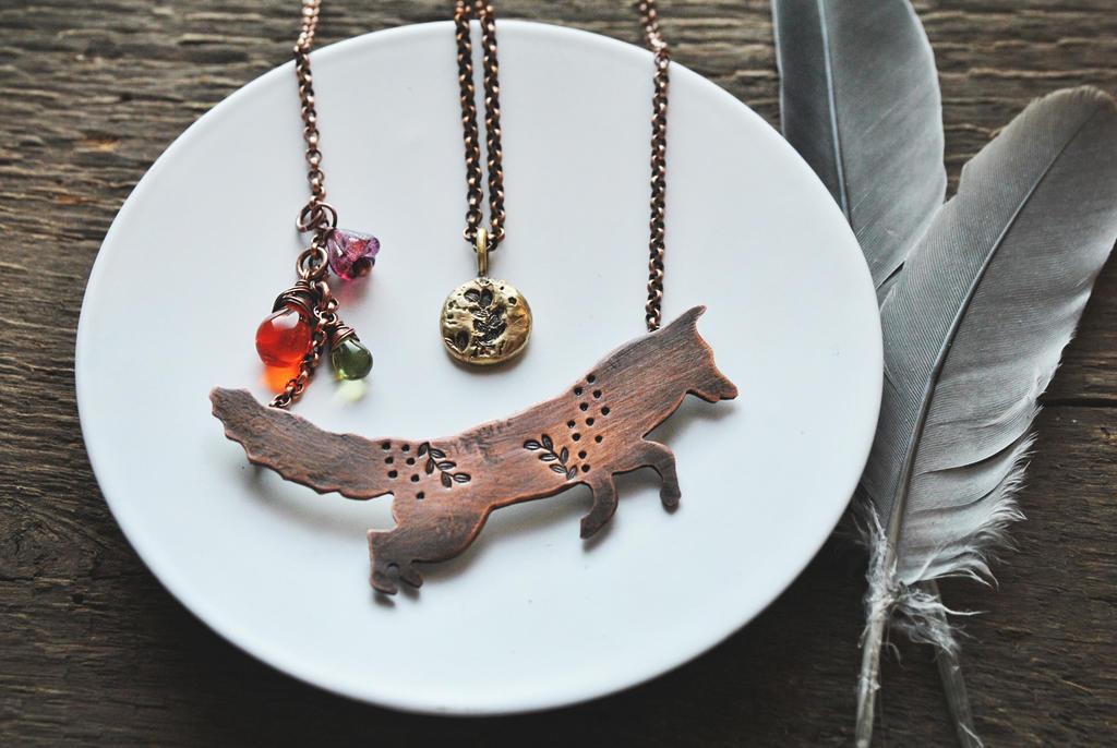 little foxy lady by twistedjewelry