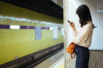 Tokyo Subway by hesetti