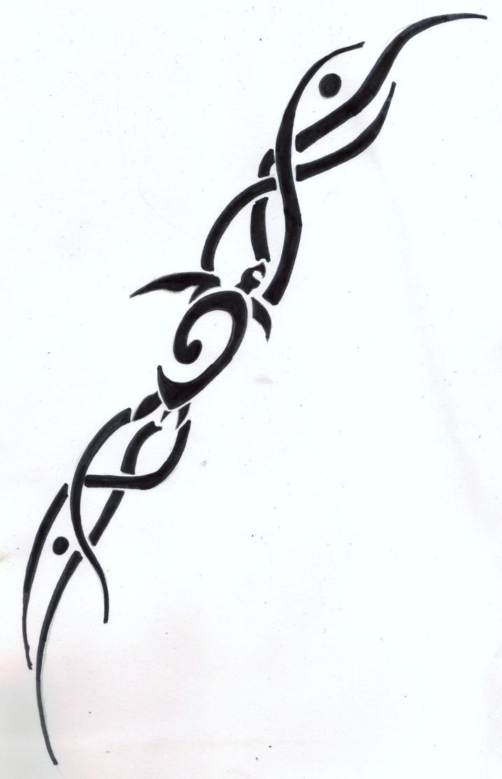 Tribal Death Tattoo: Tribal Turtle Tattoo By Hanapu-sama On DeviantArt