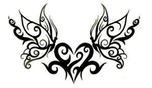 Heart Tattoo by deadinside28713