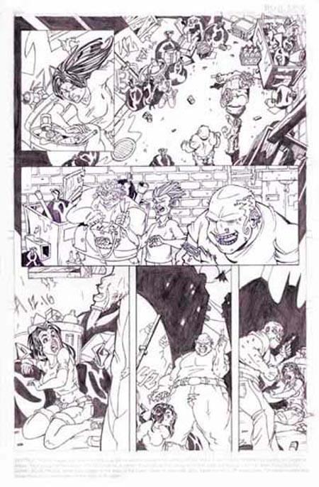 Batgirl pg 2of4 by BigHairStudios