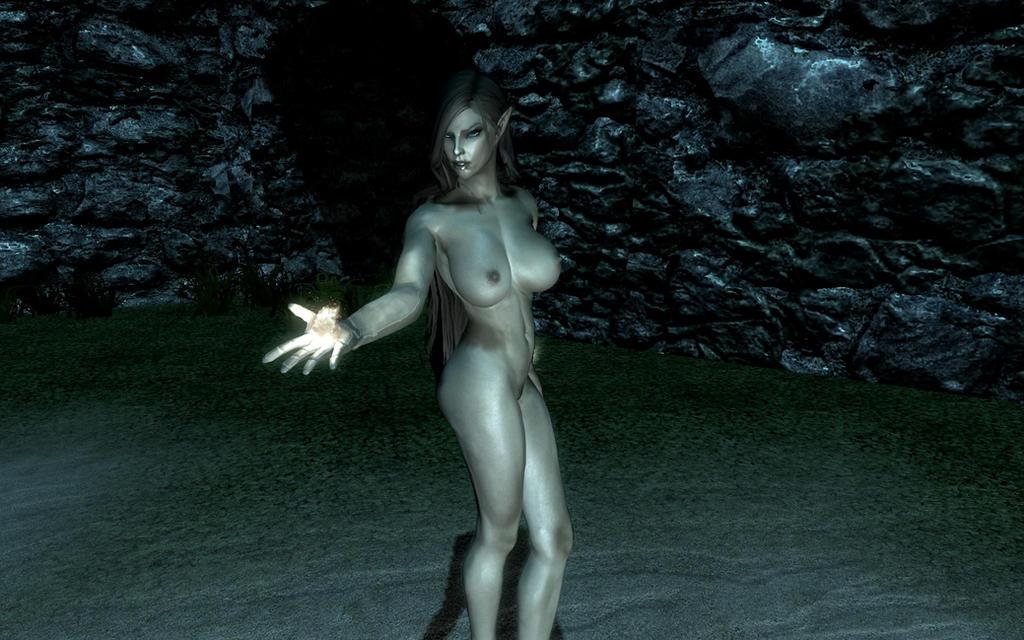 Arilynn's spellcasting retreat getaway by Crossforge