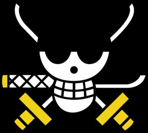 Zoro's Jolly Roger by roronora
