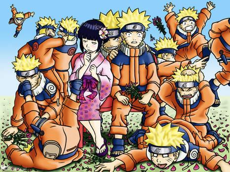 White Day in Konoha - Naruto