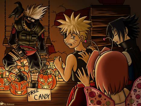 Trick or Treat - Naruto