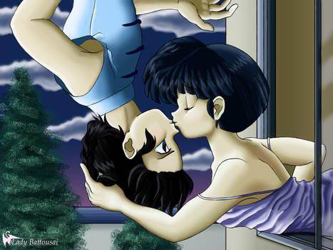 Moonlit Kiss - Ranma 1/2